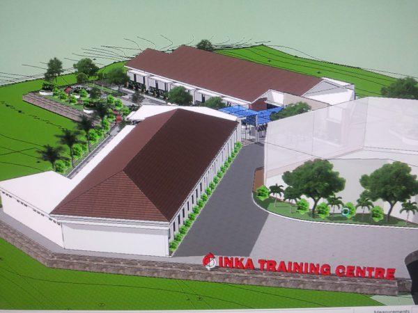 Perencanaan Pembangunan Gedung INKA training Center Kwiran PT IMS